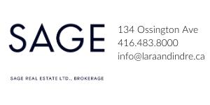 Lara and Indre Real Estate Sage Real Estate
